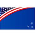 American flag symbol background banner