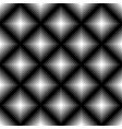 squares seamlessly repeatable monochrome pattern vector image vector image
