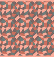 background of polygons vector image vector image