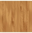 Flat Wood Texture Seamless vector image vector image