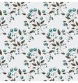 Abstract Berries seamless pattern vector image vector image