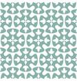 blue seamless geometric oriental style vector image vector image