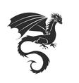 Stylized image of Dragon