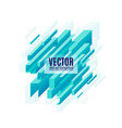 blue geometric diagonal vector image
