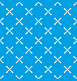 spanner pattern seamless blue vector image vector image