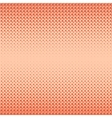 Halftone Patterns Dots on White Background vector image vector image