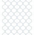 steel wire seamless mesh eps 10 vector image