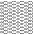 abstract geometric horizontal texture pattern vector image vector image