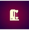 Coffee maker icon vector image vector image