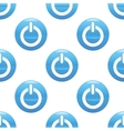 Power sign pattern vector image