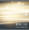 soft light abstract background vector image vector image
