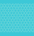 seamless bright fun abstract ornament pattern vector image vector image