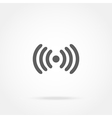 icons Wi fi vector image
