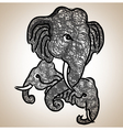 Elephant fine art vector | Price: 1 Credit (USD $1)