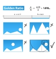Golden RatioGolden Proportion vector image