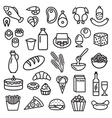 Food outline