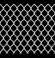 metallic wired fence seamless texture overlay vector image