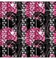 Retro pop 80s seamless pattern vector image vector image