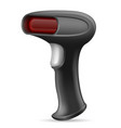 barcode scanner stock vector image vector image