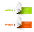 Option tags vector | Price: 1 Credit (USD $1)