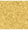 Gold mosaic background EPS 8 vector image vector image