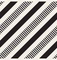 seamless zigzag line pattern abstract stylish vector image