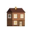 House Icon Isolated vector image vector image