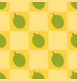 durian seamless pattern for use as wrapping paper vector image vector image
