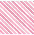 hand drawn diagonal grunge stripes of pink color vector image vector image