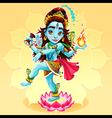 Shiva vector image