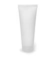Cream tube vector image