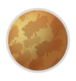 planet mars icon vector image