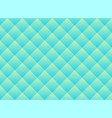 abstract green and blue subtle lattice pattern vector image vector image