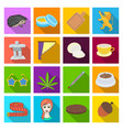 medicine business tourism and other web icon in vector image vector image