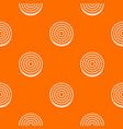 slice of sweet onion pattern seamless vector image
