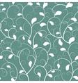 Vintage seamless branch pattern vector image vector image