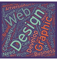 From graphic design to web development what your vector image vector image