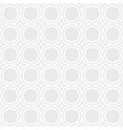 subtle geometric seamless pattern with lattice vector image vector image
