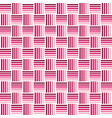 checkered abstract pattern vector image