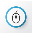 computer mouse icon symbol premium quality vector image vector image