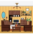 Interior Concept Flat vector image