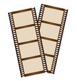 film icon vector image