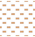 expensive ticket pattern seamless vector image