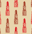 Vintage seamless texture vector image vector image