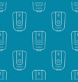 water heater seamless pattern vector image vector image