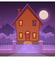 Cartoon House vector image vector image