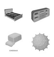 industry trade business and other monochrome vector image vector image