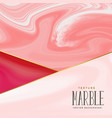 elegant marble texture background vector image vector image