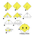step by instructions how to make origami