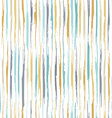 seamless pattern of vertical brush strokes vector image vector image